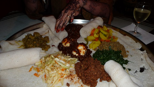 Ethiopian in Kenya