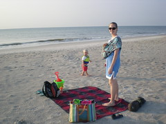 Early morning on Fernandina Beach