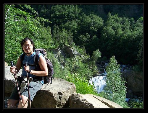 Ordesa - Cascada de Arripas
