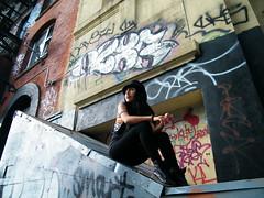 Piece. (Ivana Bernal) Tags: hat graffiti top tag style natalie abundance rojas fills kh1