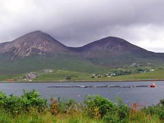 Loch Slapin and Red Hills, Isle of Skye, Scotland (Paul McClure DC) Tags: skye scotland scenery isleofskye britain hebrides lochslapin straithaird july2009