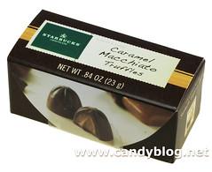 Starbucks Caramel Macchiato Truffles