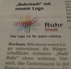 WAZ: Ruhrstadt mit neuem Logo