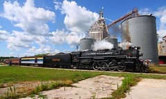 NKP 765 (binsiff) Tags: steam ithaca nickelplate nkp 284 nkp765
