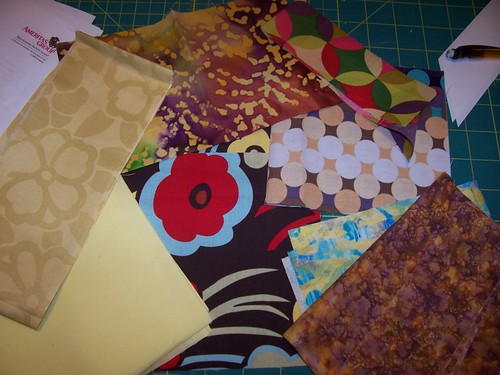 Dawn's fabrics