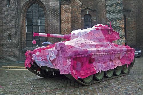 Tank Blankie