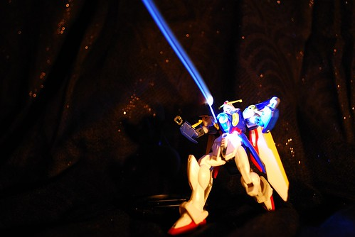 Gundam Wing Chest Beam