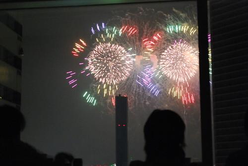 Tokyo Bay Fireworks 2009 #4