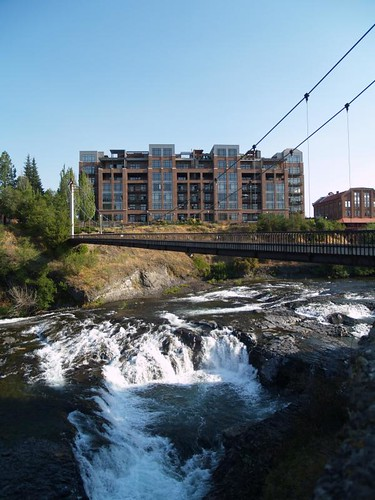 downtown spokane, washington