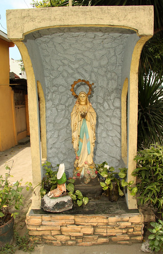 Mother Mary Grotto