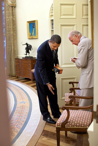 Pete Souza / The White House