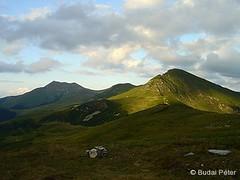A lemen nap fnyben | Lit by the setting sun (peterbud) Tags: landscape carpathians tjkp rodnei radnai krptok carpai