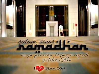 Dapatkan Mesej Bergambar yang Cantik bertemakan Islam hanya di ILuvIslam!