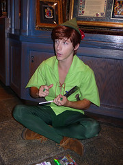 Meeting Peter Pan
