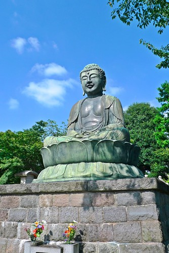 Gokokuji Buddha