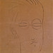 Portrait of James Joyce by Constantin Brancusi