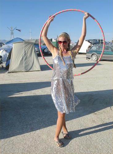 silver dress hooping 3