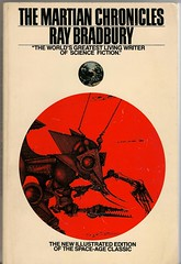 The Martian Chronicles (TheMachineStops) Tags: mars art book paperback cover scifi sciencefiction martian raybradbury ianmiller