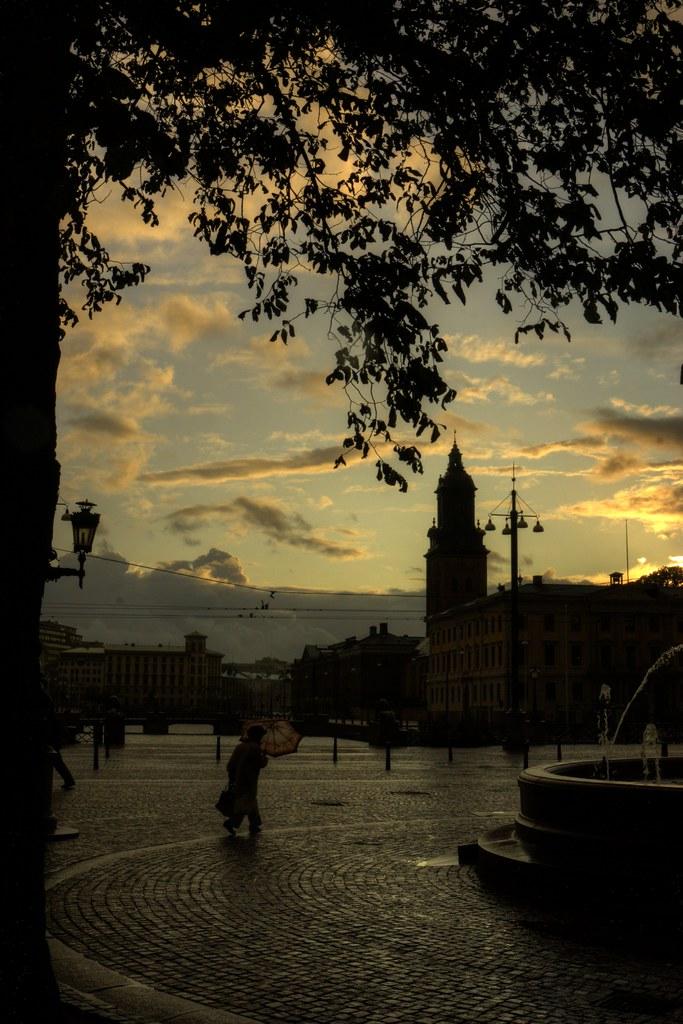 Gothenburg: Brunnsparken