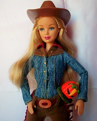 barbie  traditional  cowgirl (napudollworld) Tags: girls halloween fashion witch ghost barbie scene characters fever