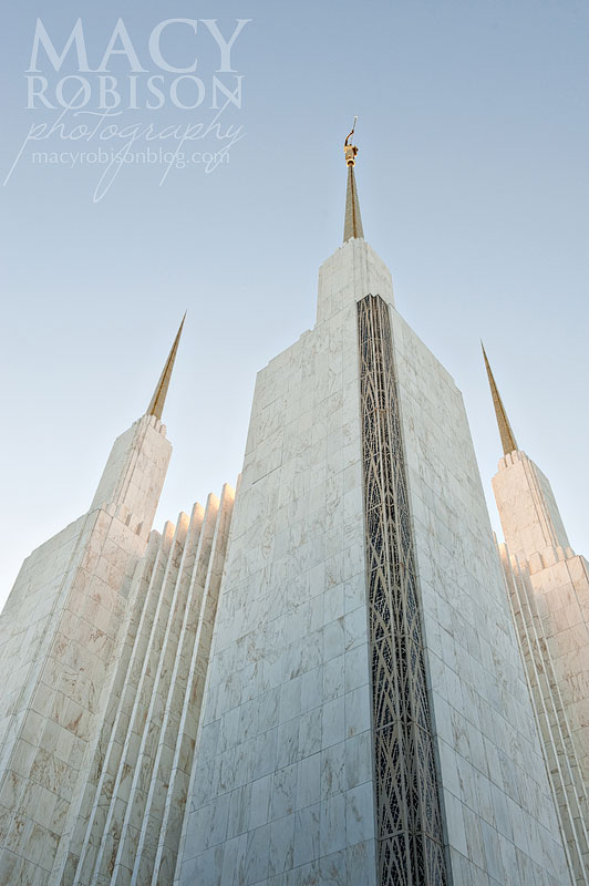 Washington DC LDS Temple Exterior 15