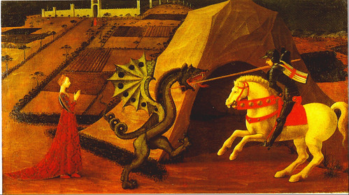 Artist- Paolo Uccello from Italy.