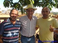 Senador cassado Expedito Júnior (Rondônia) ao centro