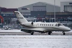 D-CUUU - Windrose Air - Cessna 525B Citation CJ3 - Luton - 090203 - Steven Gray - IMG_7931