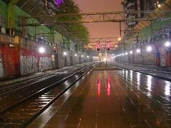 stazione (margi-76) Tags: pioggia stazione treno umidit mezzoditrasporto