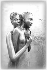 (suenosdeuomi) Tags: ca sculpture postprocessed newmexico santafe art k blog framed g c m page l landofenchantment a suenosdeuomi karanamudra hrefhttpfiveprimeorgblackmagicb expelsdemonsandremovesobstaclessuchassicknessornegativethoughts