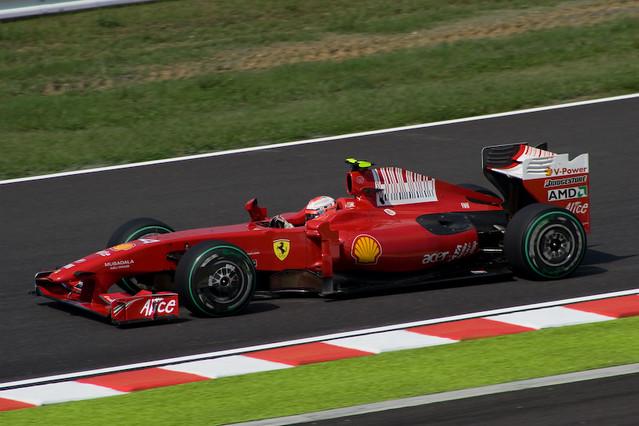 Kimi Raikkonen - Ferrari F60