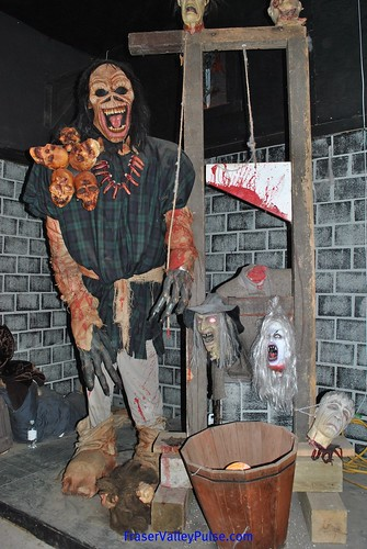 The Reapers Haunted Attraction, Chilliwack