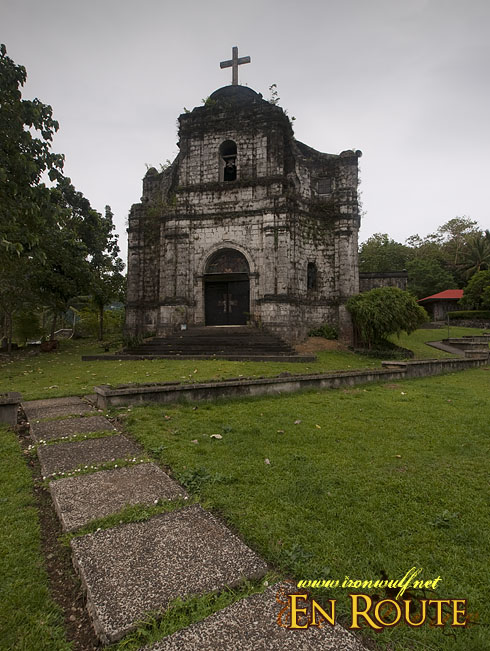 Bato Church Pathway