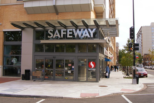 Safeway, 5th and K