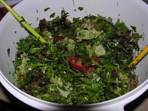 A saláta