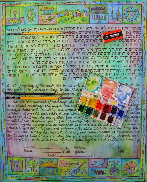 finished-ketubah2