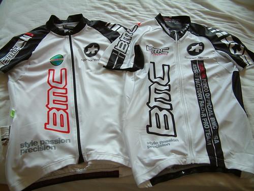 Assos BMC -  squadraMondo vs Pro Team Jersey - Front
