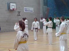 Master Maidana Seminar - UCD Sports Centre (March 2008) (irlLordy) Tags: ireland dublin club march karen taekwondo seminar 2008 tkd ucd sportscentre ger mastermaidana