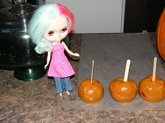 Caramel Apples Too!