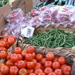 Auf dem Bauernmarkt - Gemüse thumbnail