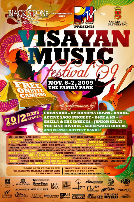 Visayan Music Festival 2009
