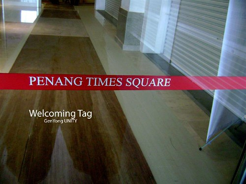 Welcoming Tag