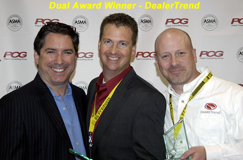 Dealer Trend Wins ASMA Award