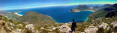 Houtbay panorama (mallix) Tags: world africa vacation panorama mountain holiday green tourism nature walking southafrica outdoors climb healthy energy walks tour view exercise hiking walk african fifa soccer country peak capetown visit tourist hike hills trail health zephyr vegetation intrepid lush silvermine fynbos 2010 pastime walkingthedog silverminenaturereserve saffer exert 2010worldcup