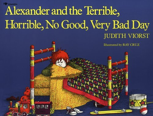 Chitra Aiyer - Alexander and the terrible, horrible, no good, very bad day