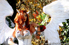 dawn4 (yayahan.com) Tags: angel joseph dawn for michael costume wings heaven cosplay earth birth egg hell goddess redhead demon devil cry yaya rebirth han linsner angelicstar