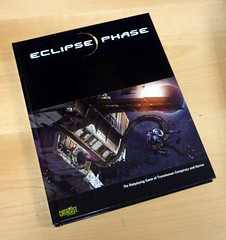 Eclipse phase front