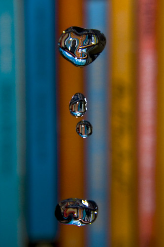 Drops and Books