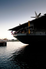 USS Midway 01 (TooSunnyOutHere) Tags: sandiego sandiegobay ussmidway