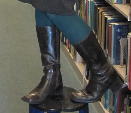 brown aldo boots